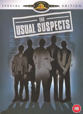 Usual Suspects, The (SE)  ('Five Criminals . One Line Up . No Coincidence)