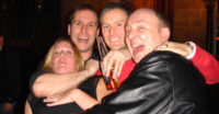 The 2005 DWP MIS Christmas Do Newcastle upon Tyne photo album