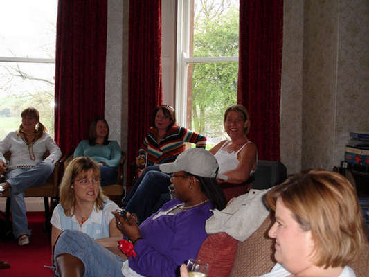 (taken from the 'Jacqui's Hen Weekend gallery' - 21st April 2006)