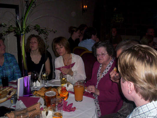 Heather, Janet, Ann, Jean, Keith